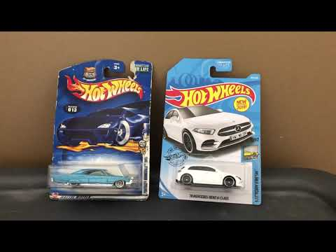 Quickie reviews: '65 Pontiac Bonneville & '19 Mercedes-Benz A-Class