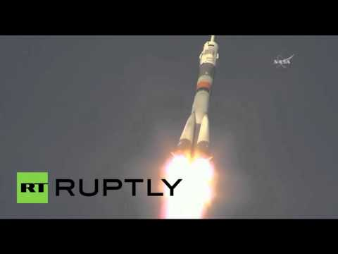 Kazakhstan: Soyuz rocket successfully launches on its mission to the ISS