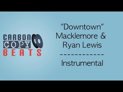 Downtown - Instrumental / Karaoke (In The Style Of Macklemore & Ryan Lewis)