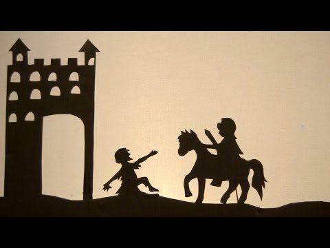 Schattenspiel die heule eule for Schattentheater selber machen