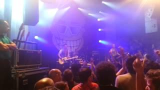Toy Dolls - Lambrusco Kid, live TMN ao Vivo, Lisbon, 26 Oct. 2013