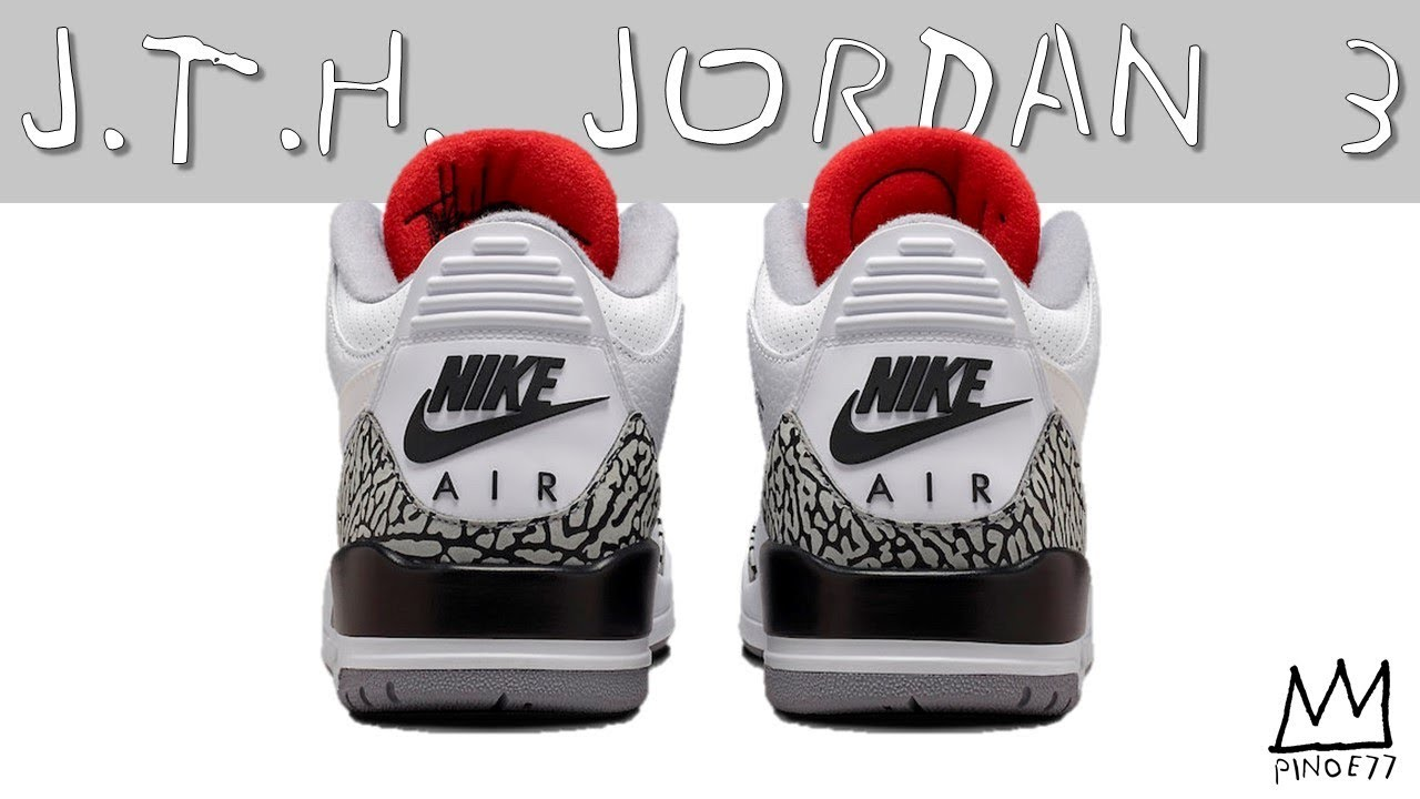 finest selection 3c557 2b2a8 AIR JORDAN 3 JTH, OFF WHITE x NIKE AIR MAX 97, YEEZY RELEASE LOCATIONS &  MORE!!