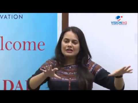 Topper's Talk with Tina Dabi AIR-01, CSE 2015