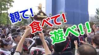 10月10日(土)・11日(日)の2日間、中野駅周辺で開催される秋の一大イベン...