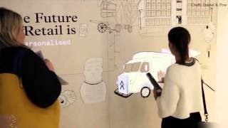 Awesome Interactive Touch Wall
