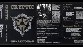 02  Cryptic -  My Messiah 1995 (demo) Thrash