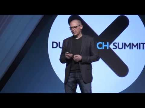 Chris Hyams, President, Indeed.com - Dublin Tech Summit 2017