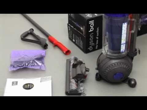 Dyson DC41, DC41 Mk2, DC43, DC55, DC65, DC66 - Getting started (Official Dyson video)