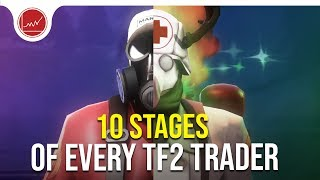 [TF2] The 10 Stages of Every TF2 Trader