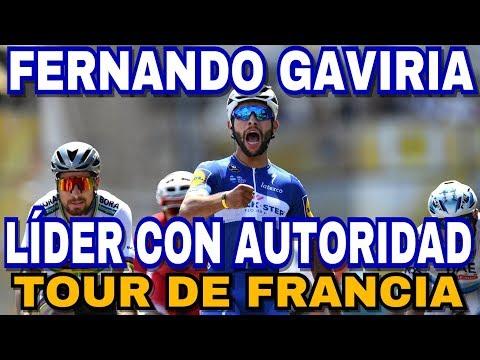 Fernando Gaviria Gana A Peter Sagan | Tour De Francia 2018 Etapa 1 ANÁLISIS