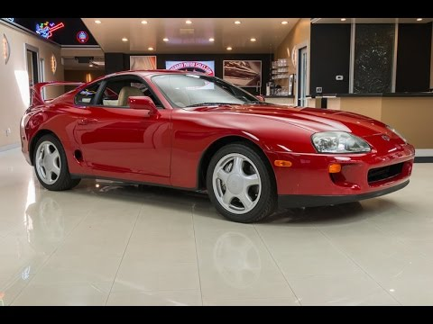 1994 toyota supra twin turbo for sale youtube. Black Bedroom Furniture Sets. Home Design Ideas