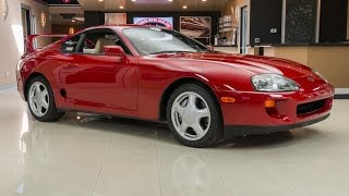 1994 Toyota Supra Twin Turbo For Sale