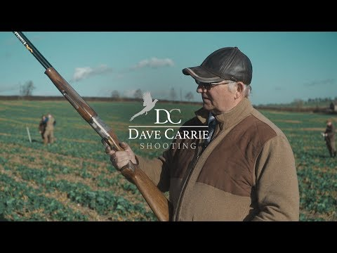 My First Partridge Day With the 410 (Dave Carrie Shooting)