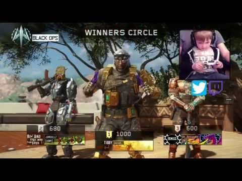 4 year old leads SnD team to 4-0 victory