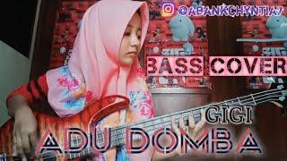GIGI - Adu Domba (Bass Cover)