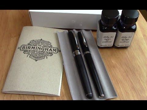Birmingham Pens, Inks, Paper & more