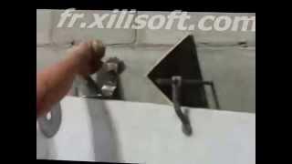 طريقة تركيب الرخام على الجدران   بالطريقة المكنكية