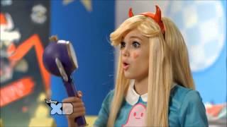 Star & Kelli Berglund - Star vs The Forces of evil