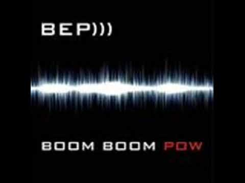 Black Eyed Peas Boom Boom pow Club remix