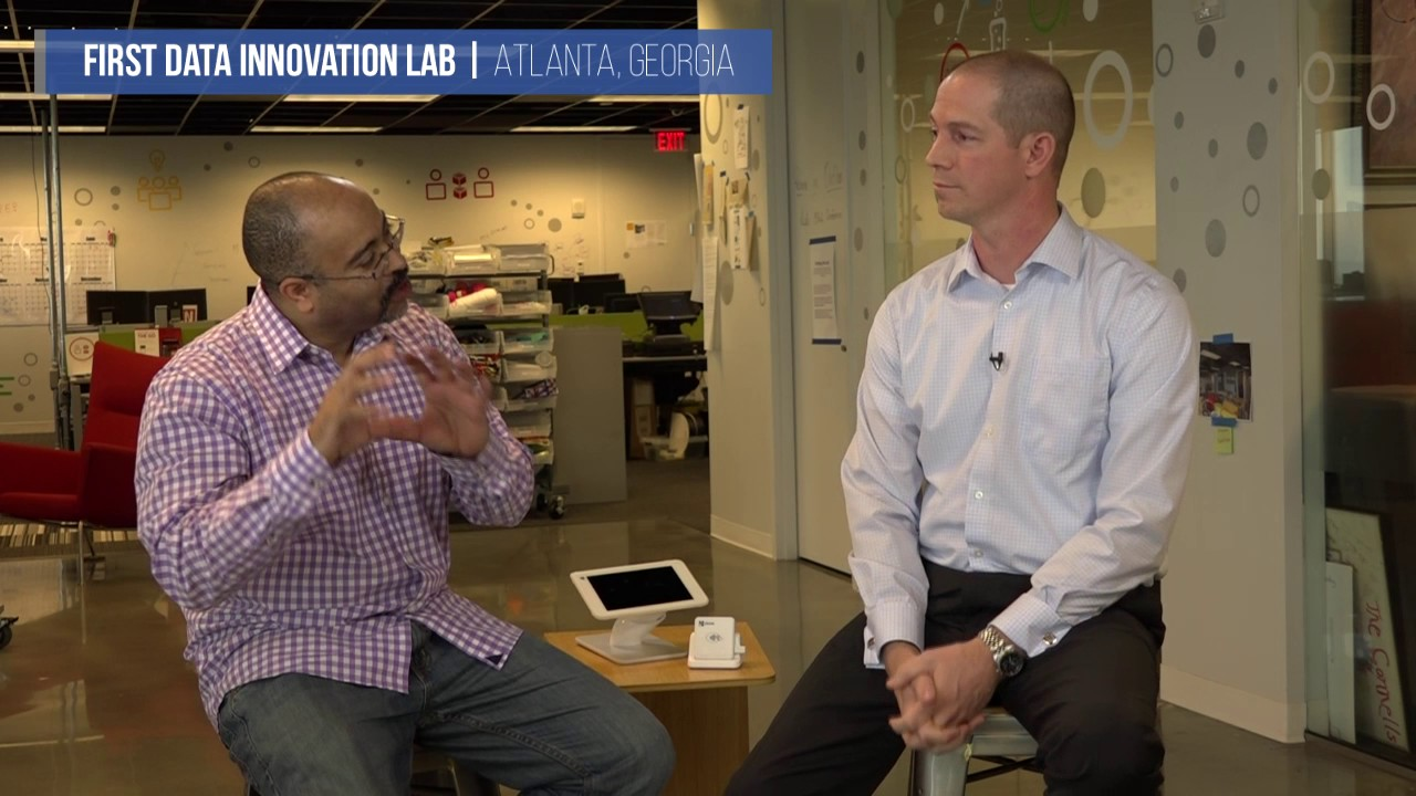 Jim Allen of First Data: Turning Ecommerce Transactions Into Insights for  Millions of SMBs