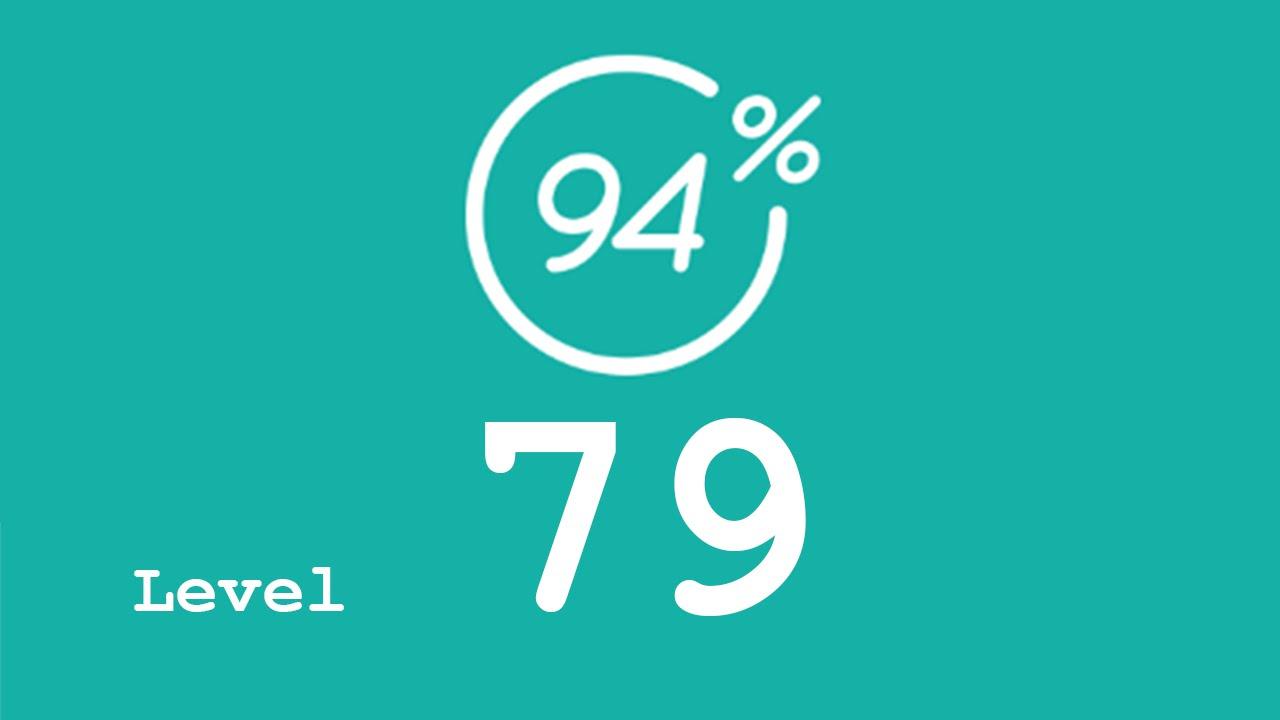 94 Prozent (94%)   Level 79   Stadt In Spanien   Lösung