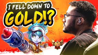 I DECAYED ALL THE WAY TO GOLD!? | APHROMOO