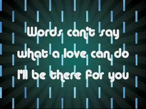 I'll Be There For You- Jon Bon Jovi (lyrics)