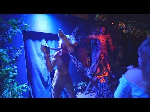 American Horror Story: Roanoke Halloween Horror Nights Universal Studios Hollywood