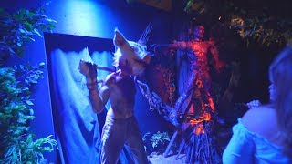 American Horror Story Roanoke Halloween Horror Nights Universal Studios Hollywood