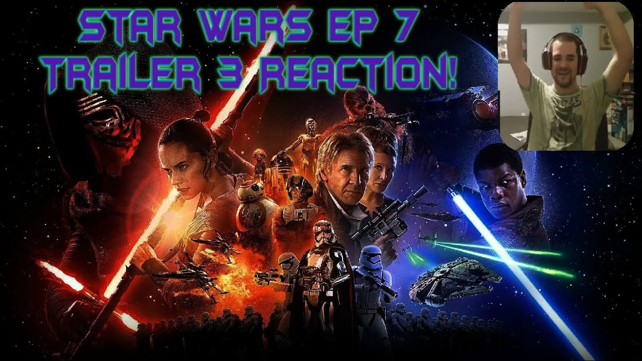 Star Wars Episode 7 Trailer 3