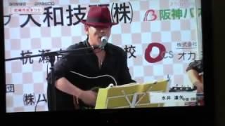 尼崎で行われた アマソニック 尼崎市民祭り ベイコムテレビで放送されま...