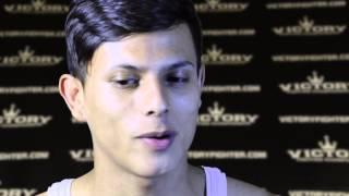 VFC 46 - Tony Ortega Fighter Preview