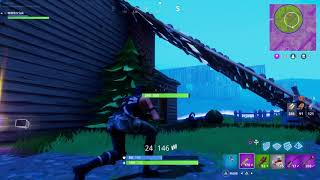 Fortnite - OCD building gets you killed