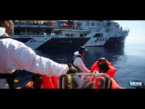 MOAS - Migrant Offshore Aid Station