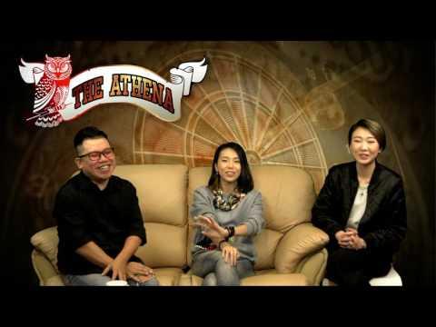 THE Athena EP 7 - 第7場比賽/嘉賓(Cathy Leung)由歌手身份接觸飛鏢活動,組成明星飛鏢隊 - 20170227a