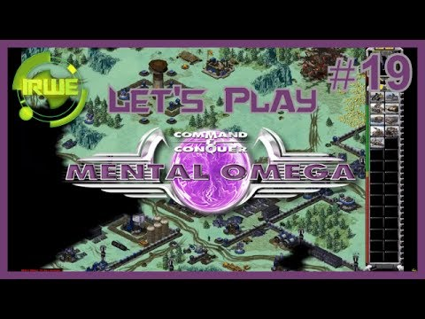 Let's Play C&C Mental Omega Part 19 - Idle Gossip
