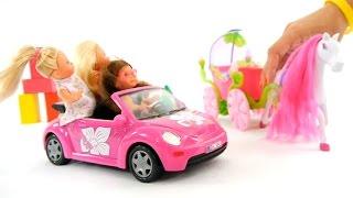 Мультфильм для девочек - Куклы для детей - мультик про лошадку