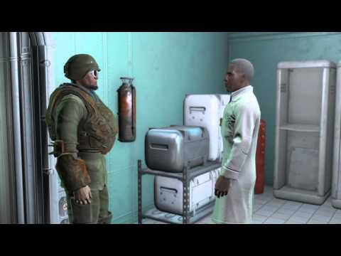Fallout 4  Vault 81 Cure Yourself And Austin Glitch