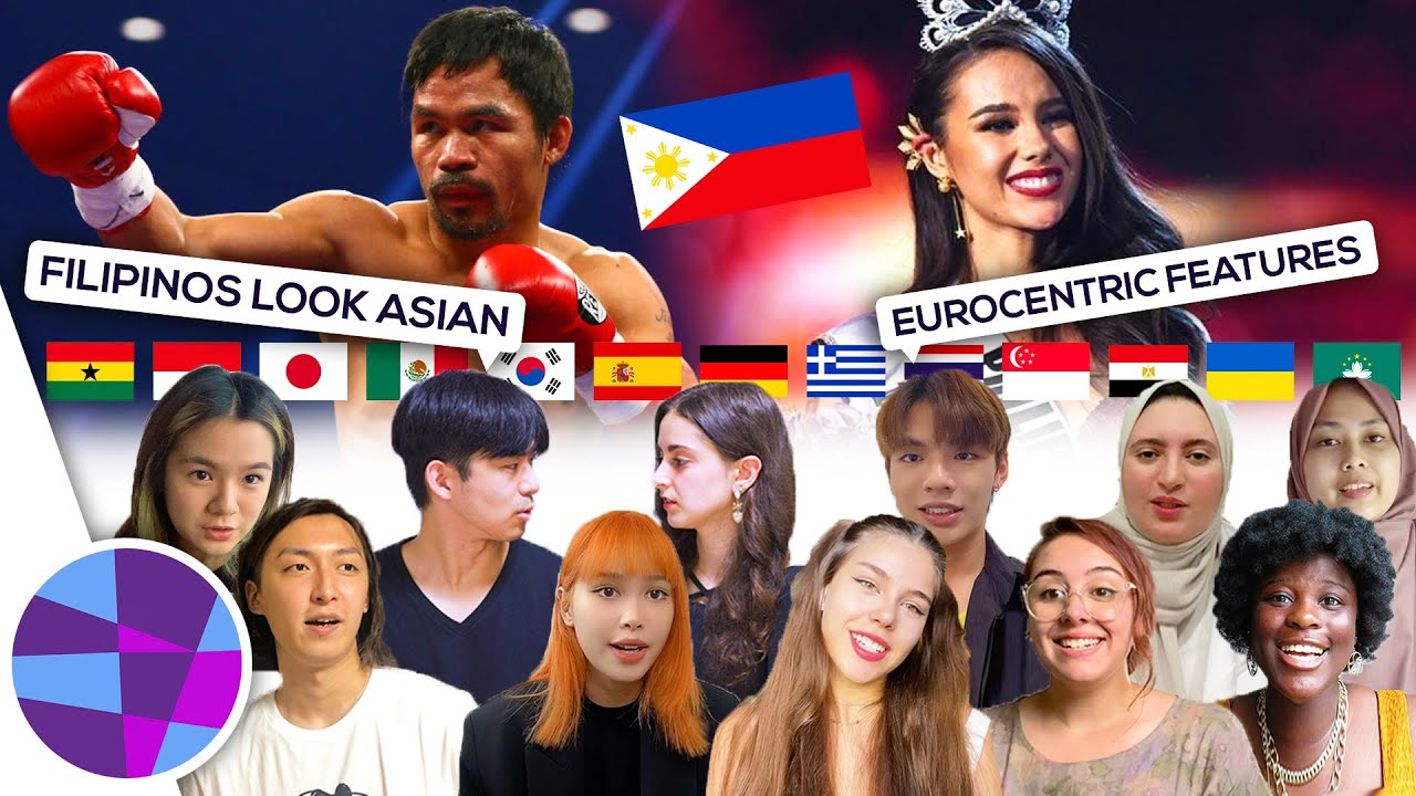 WHAT DO FILIPINOS LOOK LIKE TO FOREIGNERS? | EL's Planet