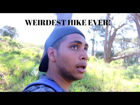 Weirdest  Hike Ever!