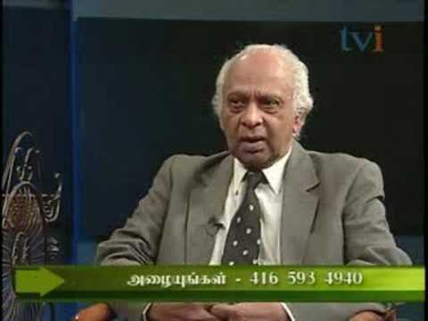 Interview with Dr. Brian Seneviratne befor Pongku rally_01