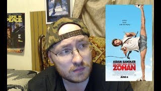You Don't Mess with the Zohan (2008) Movie Review