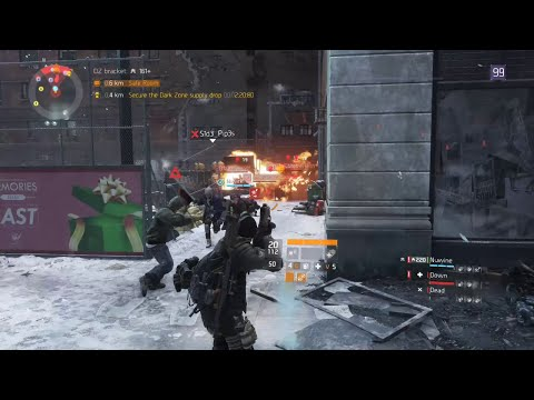 """The Division - """"SKILLED"""" EPIC BFB Sticky Bomb 55k Skill Montage"""