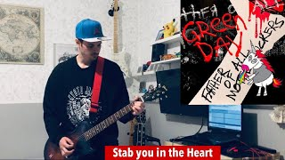 Green Day - Stab You in the Heart Guitar Cover [HQ,HD] (New 2020 Song)