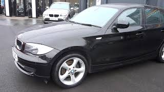 USED BMW 1 SERIES 2.0 116I SE 5d 121 BHP