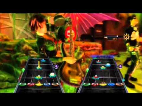 Guitar Hero Judy Nails