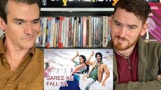 Saree Ke Fall Sa Song REACTION! | R...Rajkumar | Shahid Kapoor