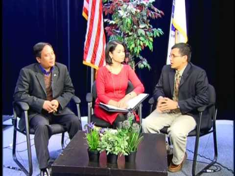 Cambodia Town Lowell TV Show 12- 09 -2014