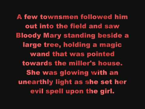 Ghost Stories - Bloody Mary - YouTube