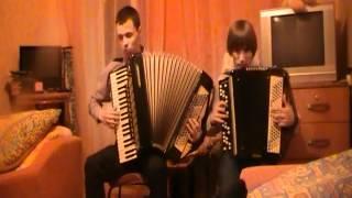 Прощание славянки (Аккордеон, Баян)